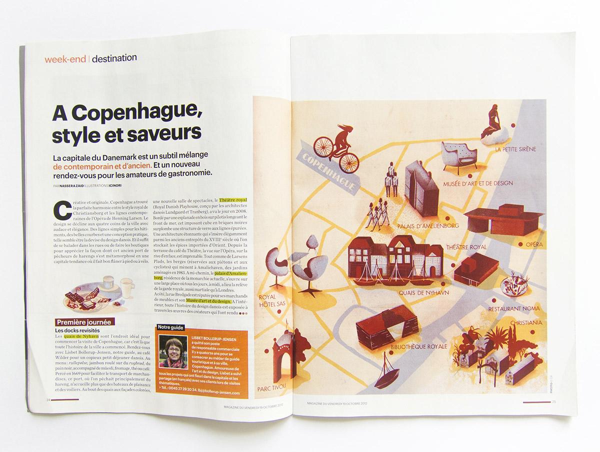 Le Parisien Magazine Icinori